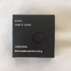 Arbonne Blush in Dusty Rose